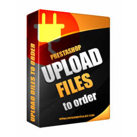 Upload files to order